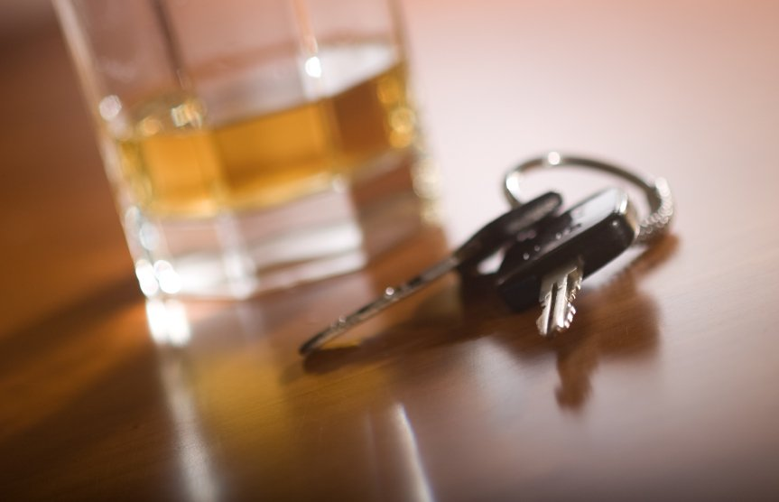 December is National Impaired Driving Prevention Month