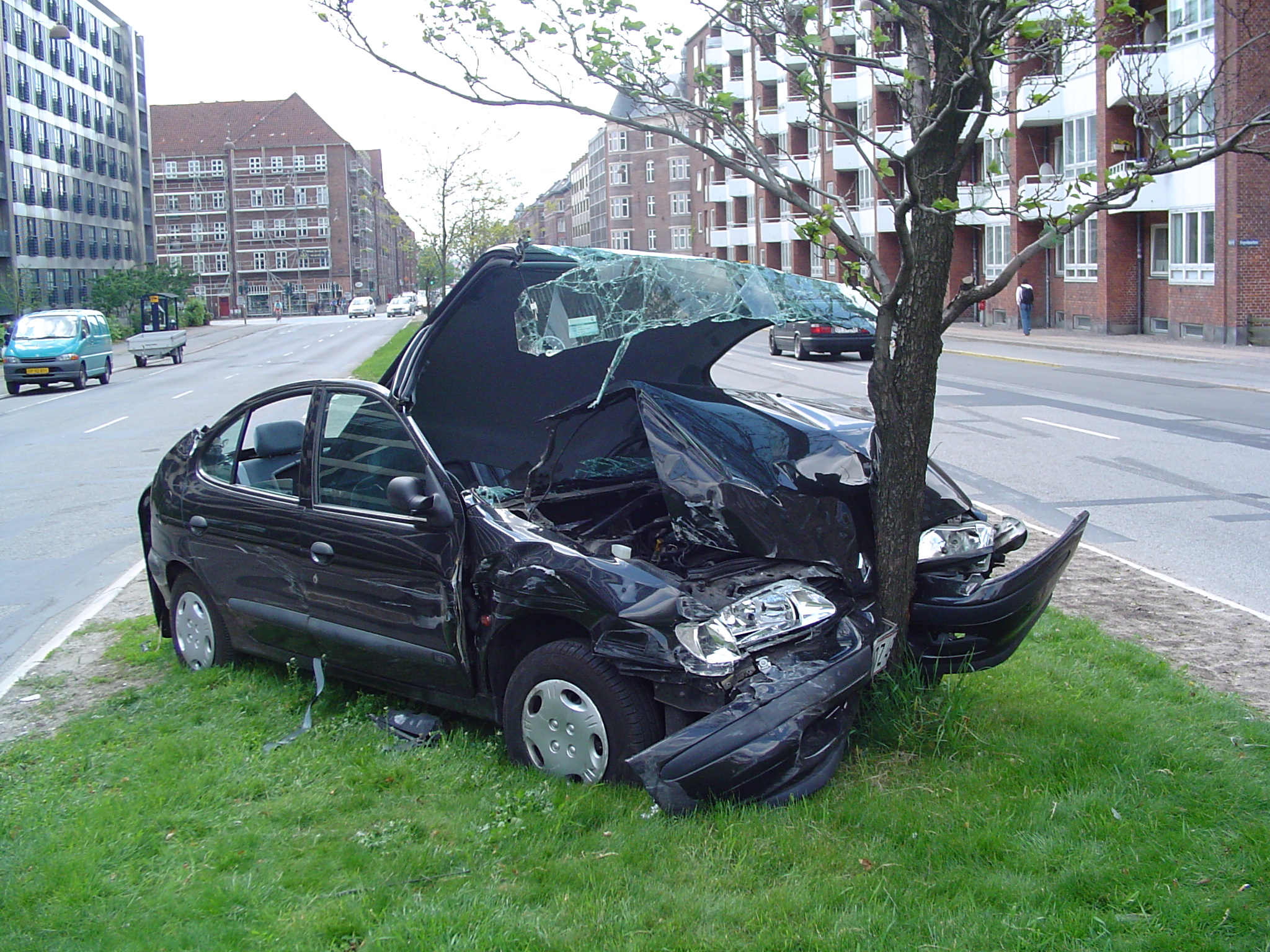 Tips to Prevent Injuries in a Car Accident