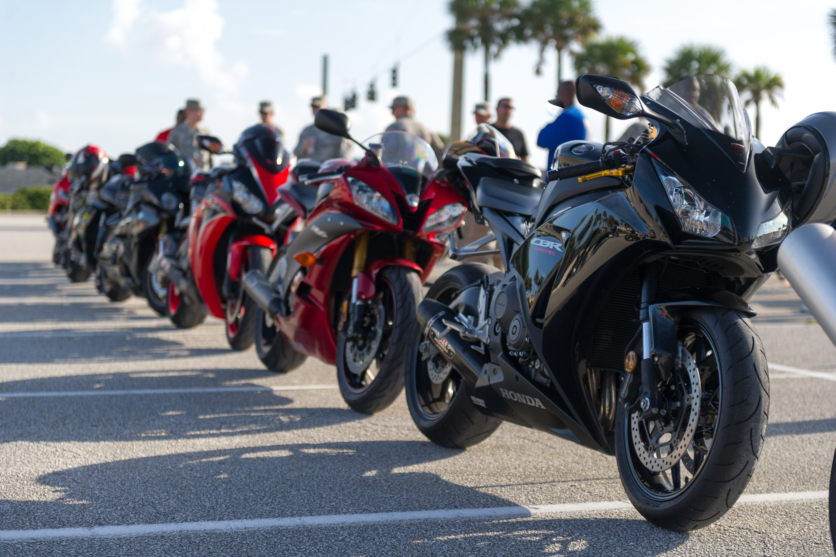 Bikers, Rev Your Engines: It's National Motorcycle Safety Month