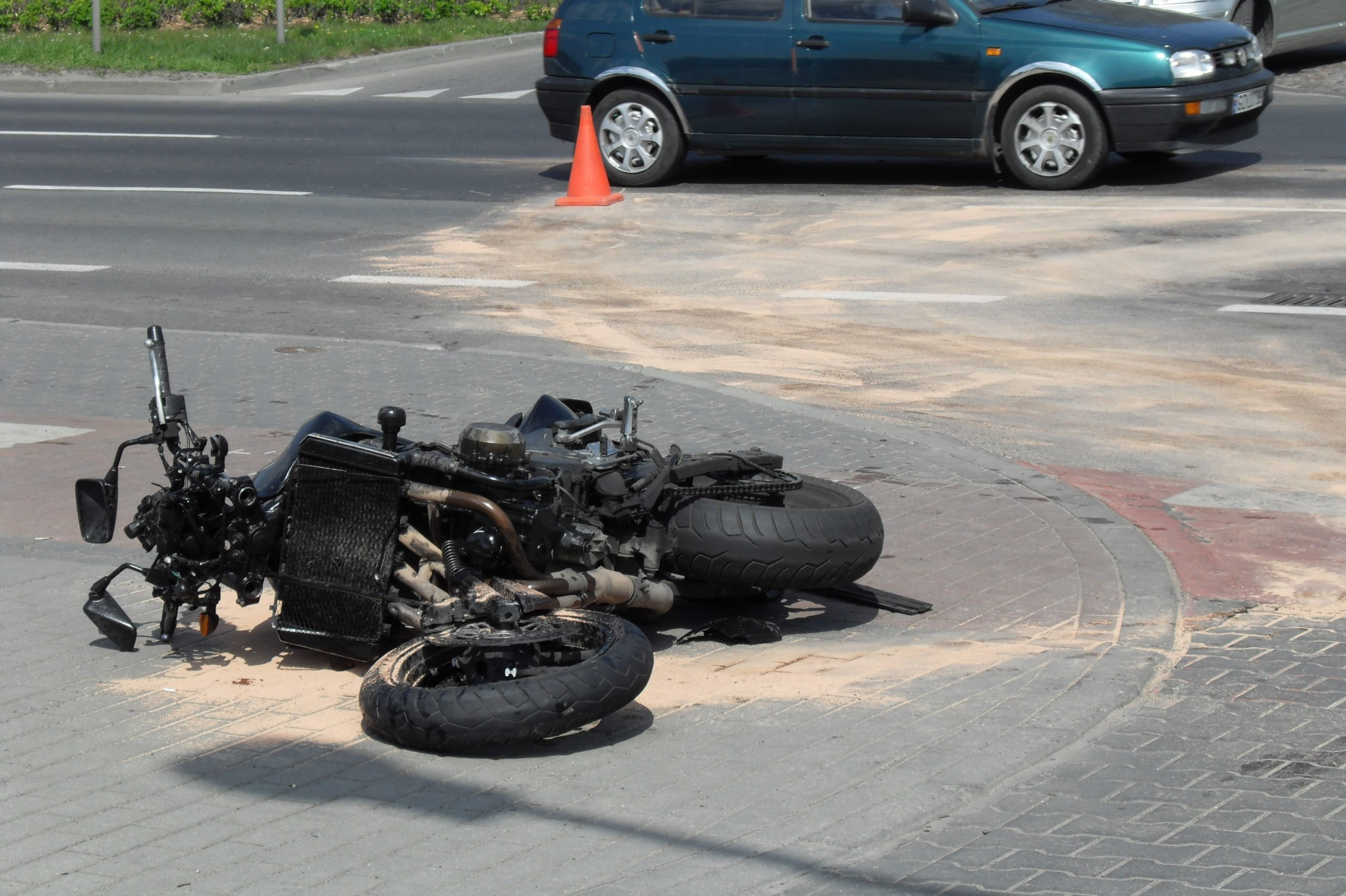 Do I Have a Motorcycle Accident Claim?