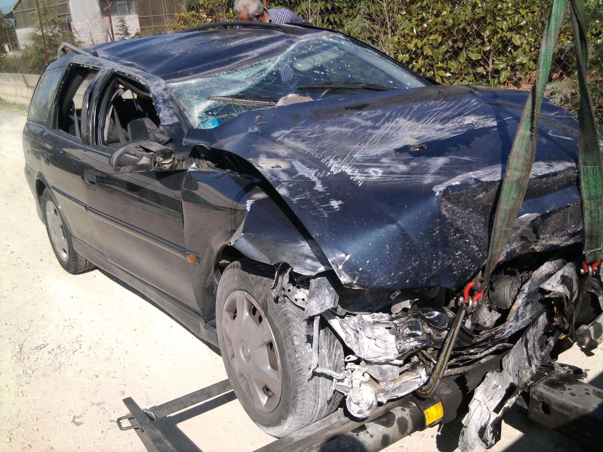 Slideshare Presentation – Car Accident Statistics in Florida
