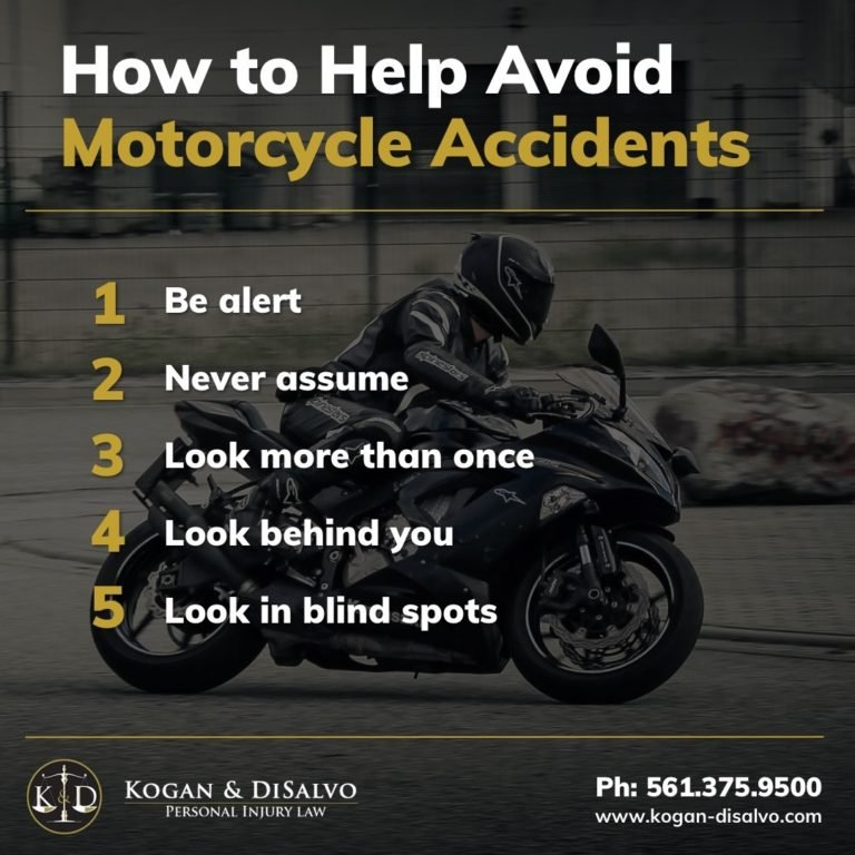 how to help avoid motorcycle accidents