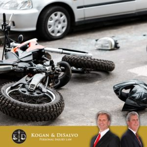 motorcycle accident attorneys Kogan and DiSalvo