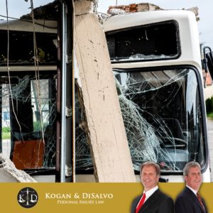 public transportation bus accident attorneys Kogan and DiSalvo